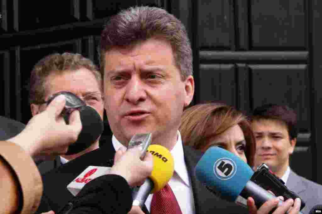 Makedonija - Pobjeda - U drugom krugu predsjedničkih izbora, očekivano i ubjedljivo,pobijedio je Georgi Ivanov.