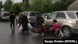Джалал-Абад, 4 июня 2013 года.