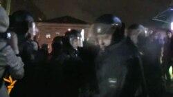 Proteste şi arestări la Moscova