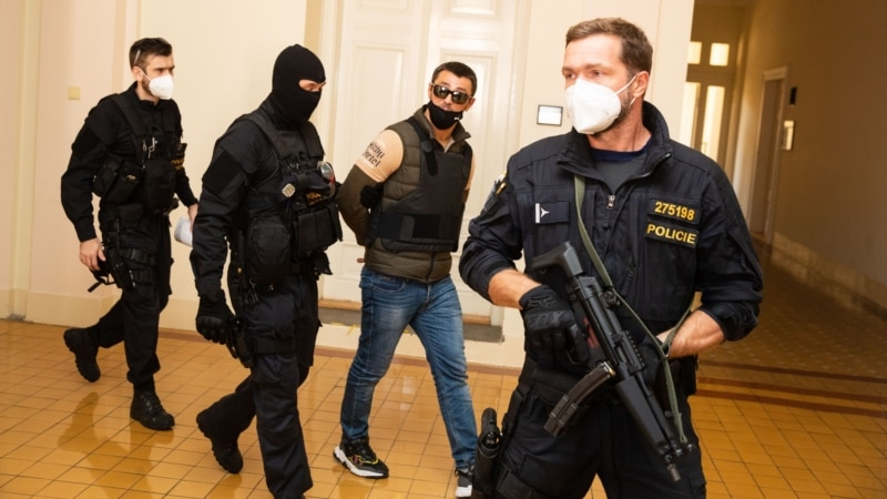 Who Is Aleskandr Franchetti, The Russian Arrested In Prague And Wanted By Kyiv For HisActions In Crimea?