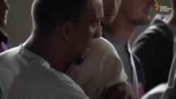 Tabuti s posmrtnim ostacima 136 žrtava stigli u Potočare