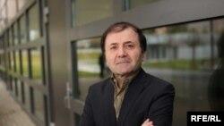 Central Asia Newswire Director Salimjon Aioubov