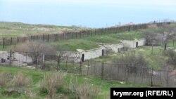 12-я береговая батарея в Севастополе