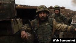 Массіміліано Каваллері, італійський бойовик, який воює на Донбасі