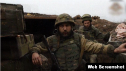 Массіміліано Каваллері, італійський бойовик на Донбасі, 2017