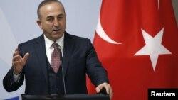 مولود چاووشاغلو، وزیر خارجه ترکیه