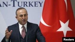 مولودچاووش اوغلو، وزیر خارجه ترکیه روز جمعه در تفلیس