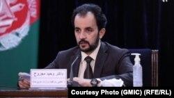 وحید مجروح، سرپرست وزارت صحت عامه