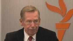 RFE/RL Interview: Vaclav Havel