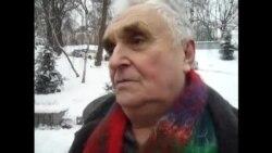 Анатоль Бароўскі пра ўручэньне яму прэміі імя Міхася Жызьнеўскага