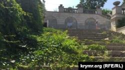 Митридатская лестница. Архивное фото