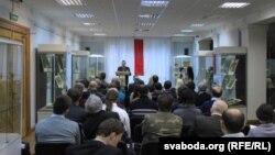 """Фота Алеся Чайчыца з сайту """"Нашай Нівы""""."""