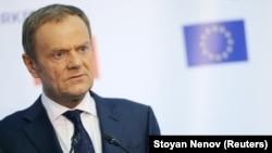 Presidenti i Këshillit të Evropës, Donald Tusk