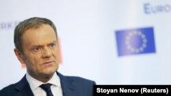 Presidenti i Këshillit Evropian, Donald Tusk.