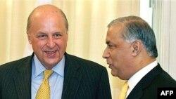 آقای نگروپونته با اين هدف به اسلام آباد رفته بود تا ملاحظات واشينگتن درباره اوضاع پاکستان را به مقامات اين کشور يادآور شود.