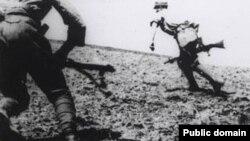 Militari români în 1944