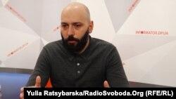 Член Ради громадського контролю при НАБУ Артем Романюков