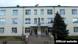 Здание Министерства обороны Нагорного Карабаха