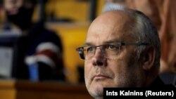 Алар Карис - новый президент Эстонии