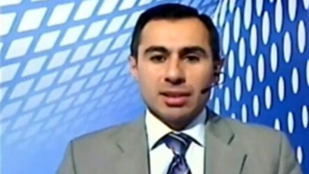 «Qafqaz» Strateji Araşdırmalar Mərkəzinin rəhbəri Araz Aslanlı
