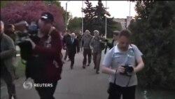 В Славянске наблюдатель ОБСЕ вышел на свободу