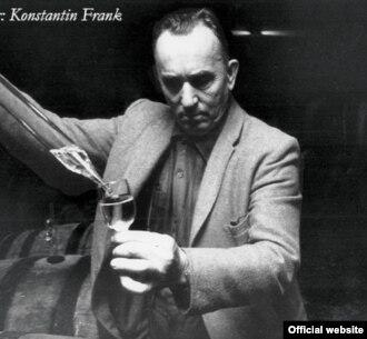 Константин Фрэнк