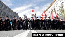 У Росії заходи «безсмертного полку» влаштовують як масові й офіціозні