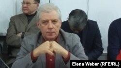 Эколог Дмитрий Калмыков.