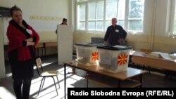 Glasanja, prvi krug izbora