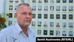 Ветеран АТО Андрій Нилов. Київ, 29 серпня 2019 року