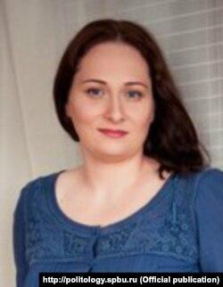 Мария Пушкина, фото с официального сайта СПбГУ