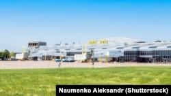 Терминал киевского аэропорта Борисполь