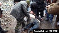 Евромайдан. 20-февраль, 2014-жыл