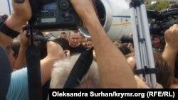 Олег Сенцов, 7 сентября 2019 года