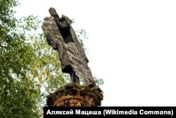 Фашчаўская скульптура на калёне