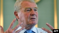Paddy Ashdown, former EU high representative to Bosnia-Herzegovina