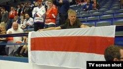 У перапынку матча Беларусь — ЗША