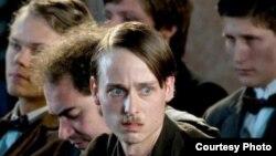 """Скриншот кадра из фильма """"Моя борьба"""" о Гитлере."""