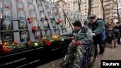 Вшанування пам'яті Небесної сотні, Київ, 21 листопада 2016 року