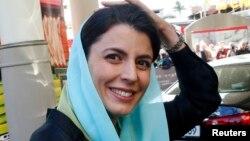 Aktorja Leila Hatami