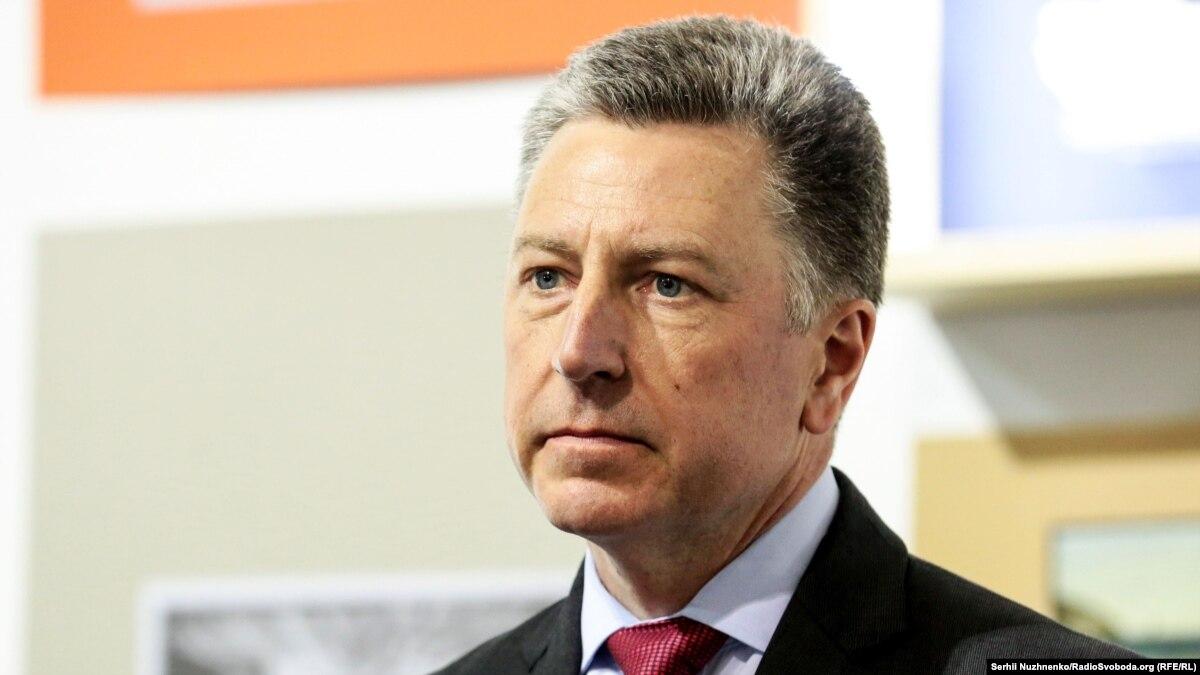 Волкер с делегацией США ездил на Донбасс