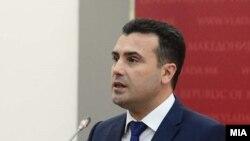 Зоран Заев - премиер на Република Македонија