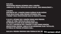 Bosnia and Herzegovina Liberty TV Show no. 958