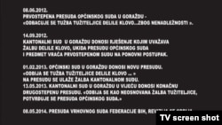 Bosnia and Herzegovina Liberty TV Show no. 958