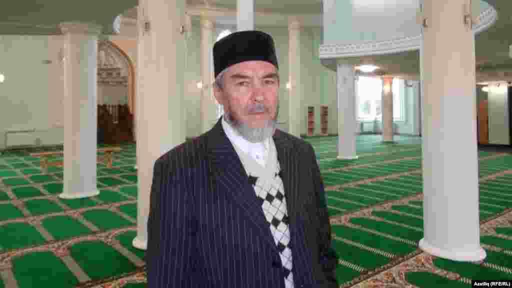 Үзәк мәчет имамы Нәгыйм Каюмов