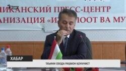 """Давлатов: """"Детям президента покинуть страну?"""""""