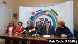 Nevladine udruge daju potporu Josipoviću