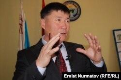 Таалайбек Сабиров, вице-мэр Оша