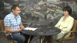 Кандыдатка на старшыню БНФ Дамаскіна: «Я не Мядзьведзеў, я іду на два тэрміны»