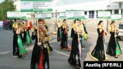 Фестиваль ачылышында
